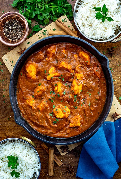 curry club subscription