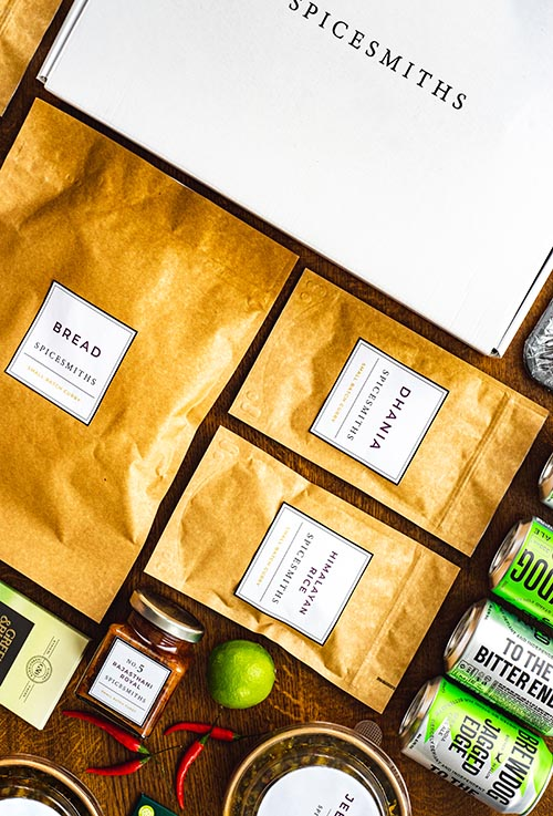 curry subscription box